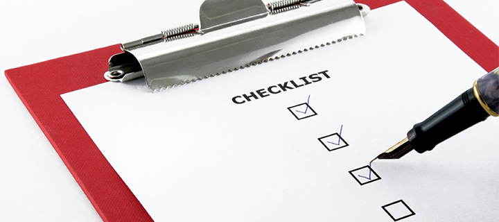 House Removal Checklist